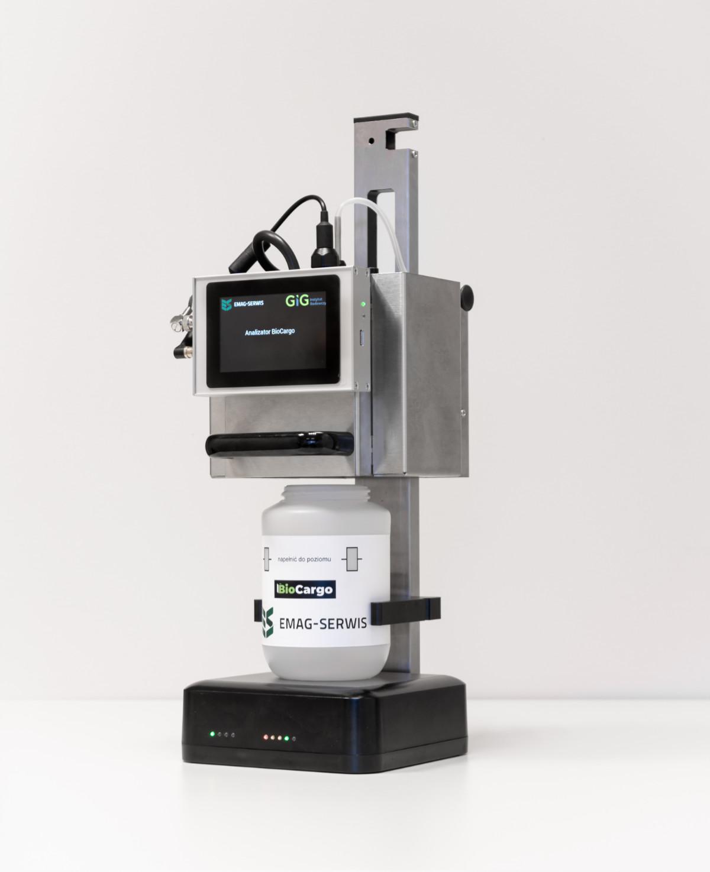 BioCargo Specyfikacja